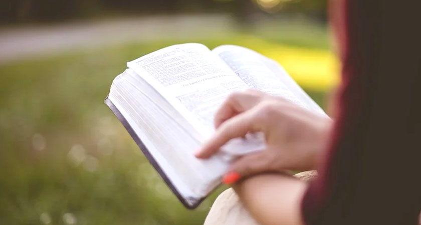 libro con una gran cantidad de páginas