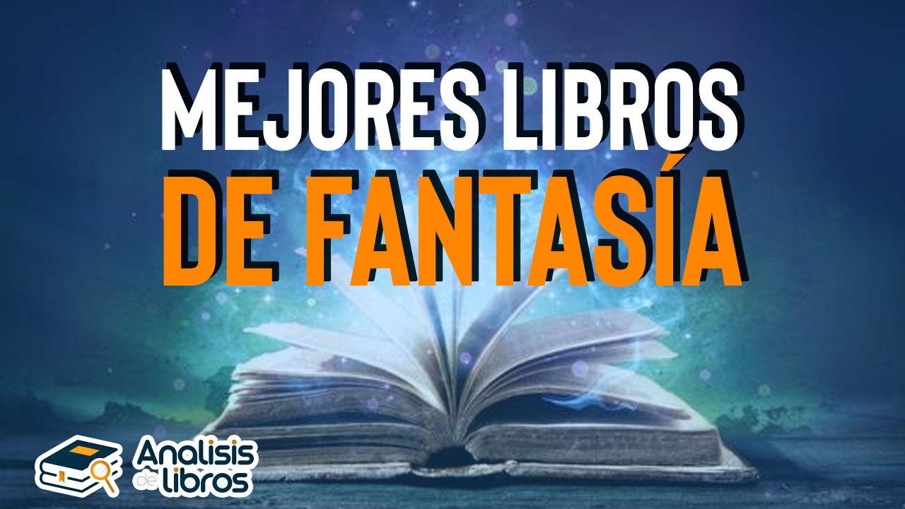 mejores libros de fantasía