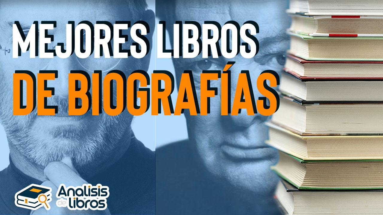 mejores libros de biografías