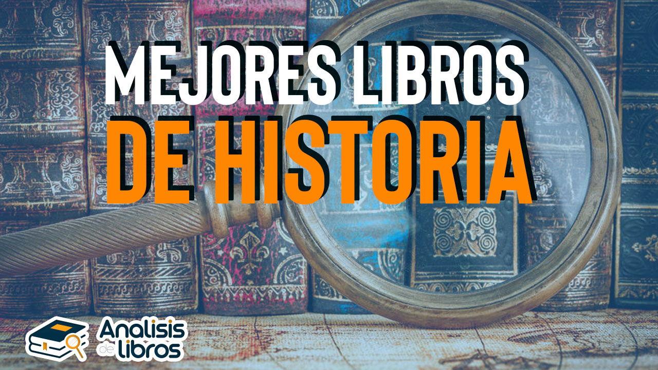 mejores libros de historia