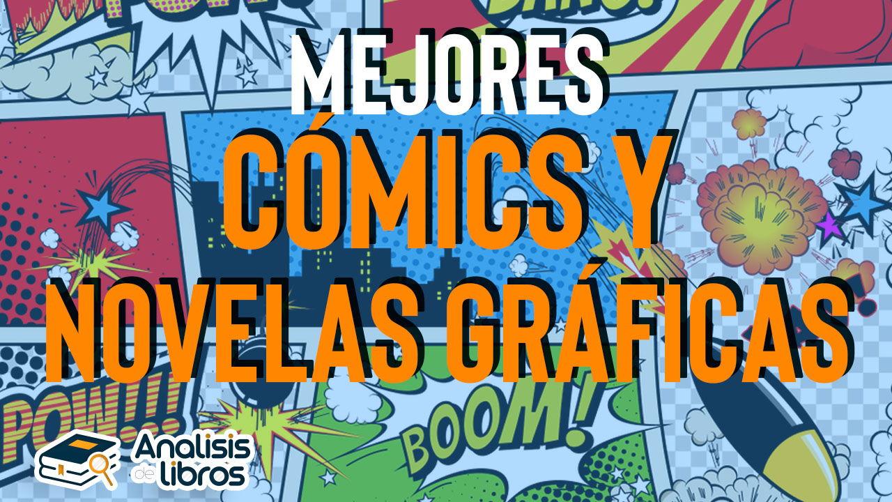 mejores cómics y novelas graficas
